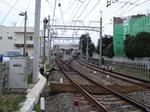 くぬぎ山駅7