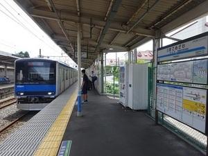 馬込沢駅2018