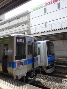 新鎌ヶ谷駅2018